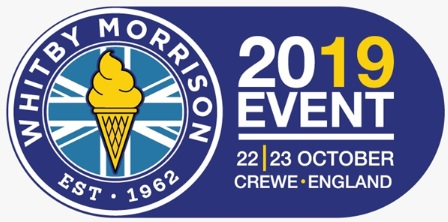 Visit us at the Whitby Morrison Event, on Tuesday 22nd to Wednesday 23rd October 2019